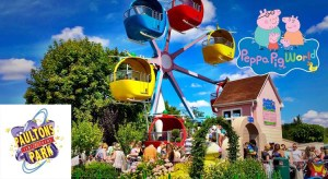 Paultons Park Home to Peppa Pig World