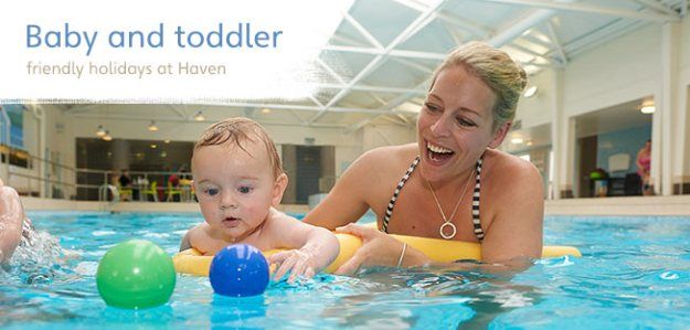 Haven baby and toddler breaks