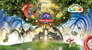 Alton Towers Resort 2nd day free offer