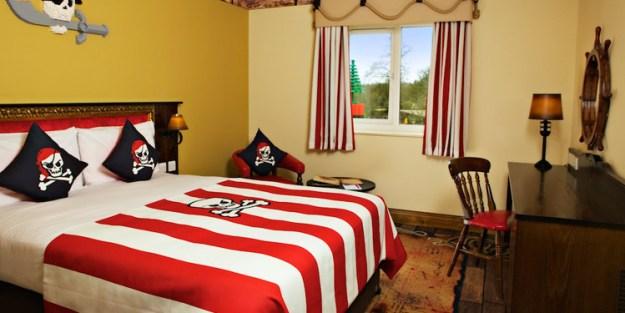 Legoland Pirate Room