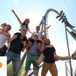 Thorpe Park Cheap Tickets with Meal Deal Save 48% Early Booking Offer