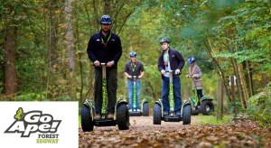 Go Ape Forest Segway Deal Save 10%