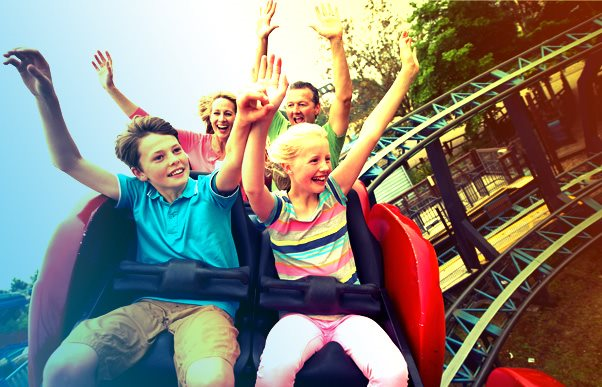 Thorpe Park great for families