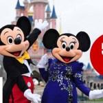 Disneyland Paris 37% off Ticket Price