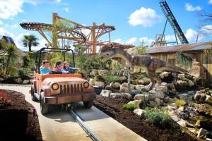 Paultons Park home to Peppa Pig World voted the UK's best theme park