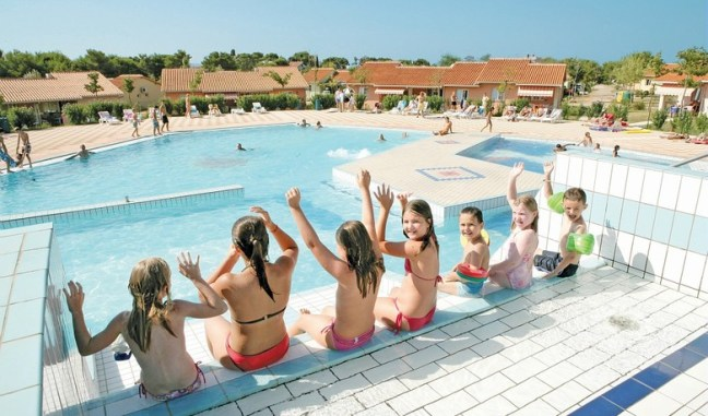 You'll find kids clubs, swimming pools, playgrounds, discos, sports facilities and more.
