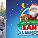 Legoland Santa Sleepover 2018 from £69pp