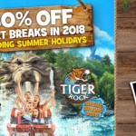 Chessington Holidays 2017 Early Booking Deals from £160 per family