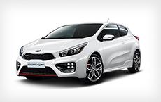 Kia New Pro Cee'd GT