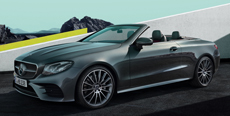 Mercedes-Benz New E-Class Cabriolet