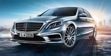 Mercedes-Benz S-Class Saloon