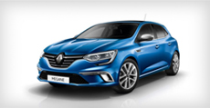 Renault All New Megane GT Line Nav