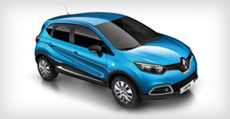 Renault Captur Expression+