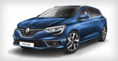 Renault Megane Sport Tourer Dynamique S Nav