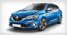 Renault Megane Sport Tourer GT Nav