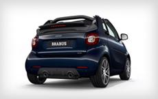 Smart Brabus fortwo cabrio