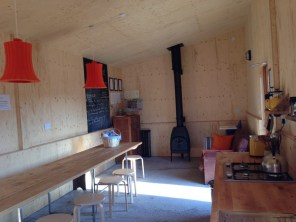 Inside the Pig Shed