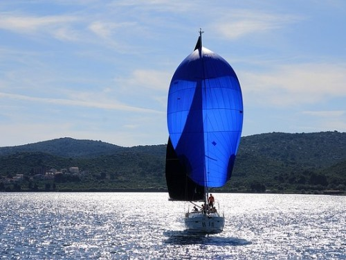 The health benefits of sailing