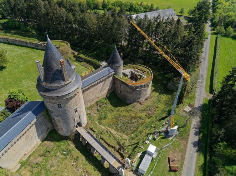 Château de la Groulais – Blain, Loire-Atlantique