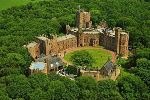 Photo Booth Hire Peckforton Castle Cheshire