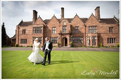 Wrenbury Hall Photo Booth Hire