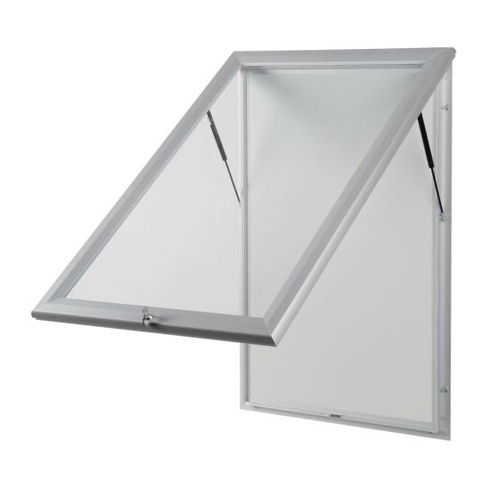 outdoor led illuminated poster frame