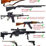 UK Weapons and Firearms Law