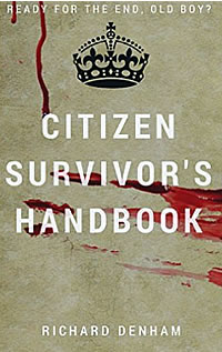 survival fiction book