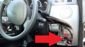 Fiat Punto Mk2 Diagnostic Port Location