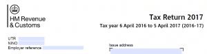 Self assessment tax return for landlords