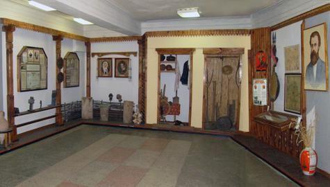Музей Драгомановых