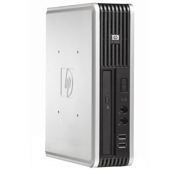 Фирменный мини системный блок 2 ядра HP Compaq dc7800 ...