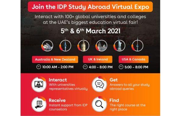 В ОАЕ пройде ярмарок закордонної освіти