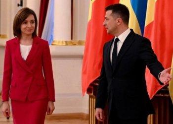 ساندو تشارك انطباعاتها عن الزيارة إلى أوكرانيا