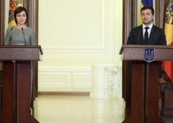 مكتب الرئيس يصدر بيانا عن اسباب ابعاد الصحافة عن لقاء زيلينسكي وساندو