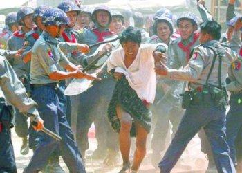 الامين العام للامم المتحدة يدعو جيش ميانمار الى وقف العنف