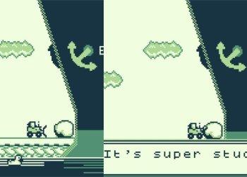 إنشاء لعبة فيديو حول السفينة Ever Given ، التي أغلقت قناة السويس