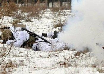 اختراق وقف اطلاق النار تسع مرات في دونباس