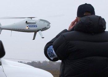 اختفاء طائرة بدون طيار في دونباس