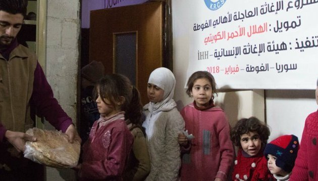 الأمم المتحدة تدعو العالم إلى تقديم 10 مليارات دولار كمساعدات إنسانية للسوريين