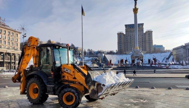 الجو يزداد دفئا في أوكرانيا