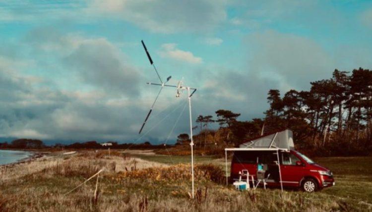 الدنمارك تنشئ محطات طاقة رياح متنقلة