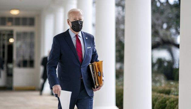 الرئيس الامريكي بايدن