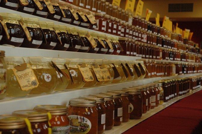 العسل الاوكراني