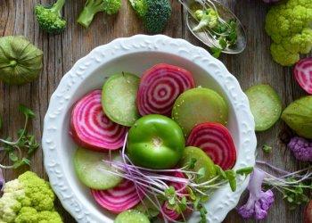 النظام الغذائي النباتي الضار بالصحة