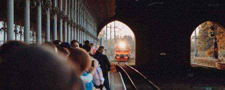 انخفاض معدل حركة الركاب في اوكرانيا وخسائر جمة تصيب قطاع النقل والسبب كورونا