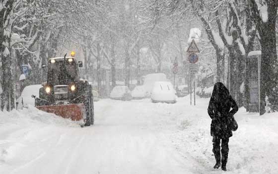 اوكرانيا تنتظر المزيد من الصقيع والثلوج