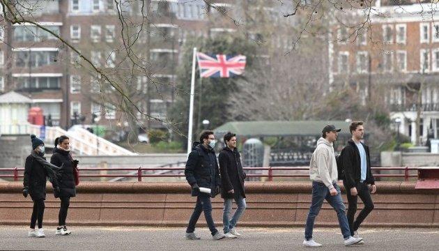 بريطانيا تبدا بتخفيف اجراءات الحجر الصحي