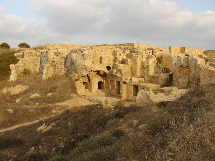 تاريخ مقابر الملوك