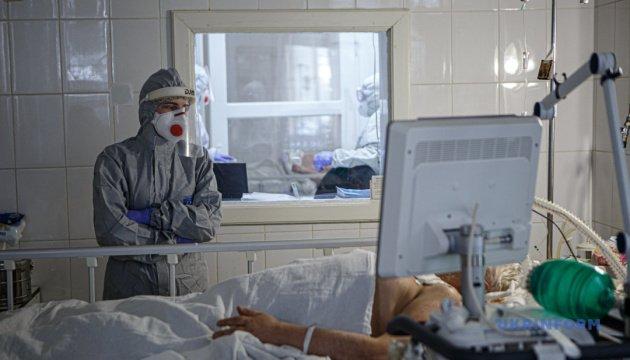 تسجيل 10155 حالة اصابة جديدة بكورونا في اوكرانيا